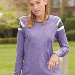 3012 Women's Long Sleeve Fanatic Tee Thumbnail